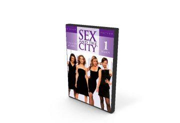 Секс в большом городе на английском языке 1 сезон