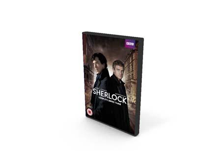 Шерлок на английском языке 2 сезон