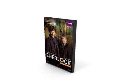 Шерлок на английском языке 3 сезон