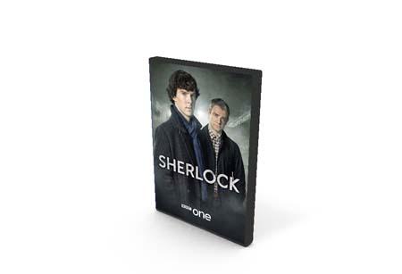 Шерлок на английском языке 1 сезон