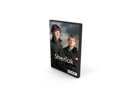 Сериал Шерлок на английском языке с английскими и русскими субтитрами
