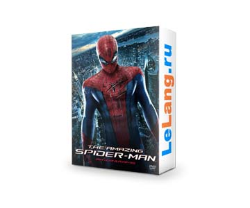 Новый Человек-паук на английском языке с субтитрами