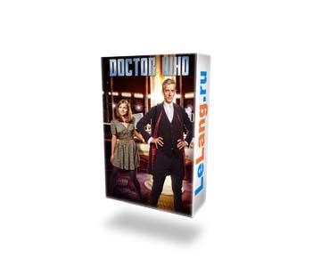 Доктор Кто    на английском с субтитрами