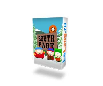 Южный Парк      на английском с субтитрами